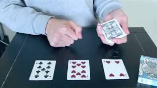 Perfect Ten (Prediction) Card Trick - Magic Tricks REVEALED