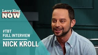 'Big Mouth,' Mel Brooks, And 'The League': Nick Kroll Joins Larry