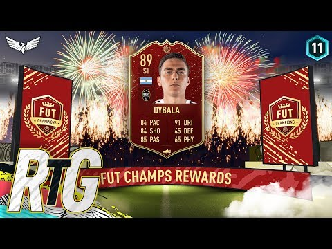 MY FIRST FUT CHAMPS REWARDS!!! - FIFA 20 Road to Glory - #11 - Ultimate Team RTG