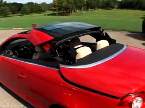 2007 Volkswagen Eos Review Youtube