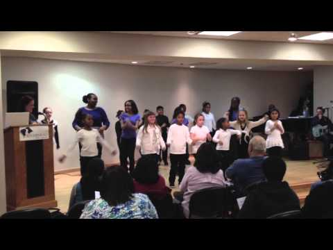 Riverhead Charter School Black History Month Celebration