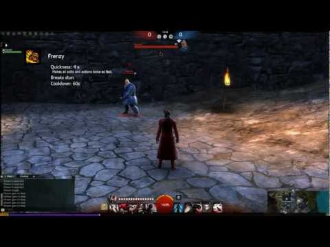 Guild Wars 2 Tutorial: How to PvP against warriors