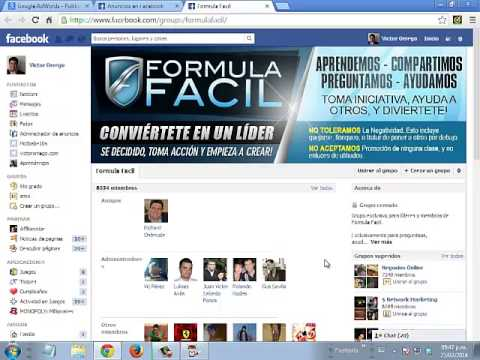 audiencias personalizadas en facebook.