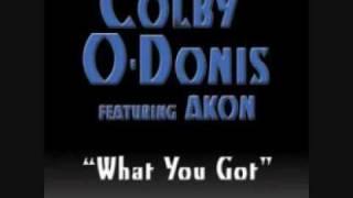 download lagu Colby O'donis Ft. Akon - What You Got Remix gratis