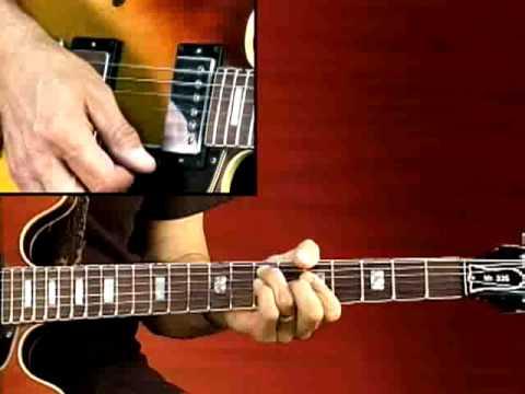 Larry Carlton - Stormy Blues - Key Of A