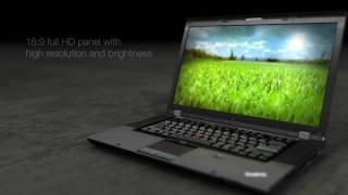Lenovo ThinkPad W510 mobile workstation