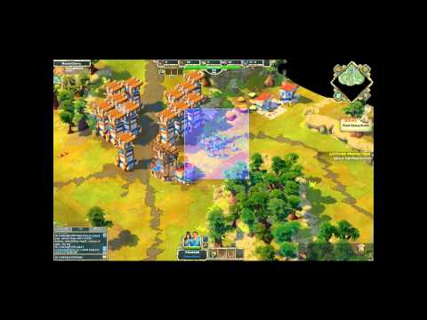 Age of Empires Online: Advisor Hall Defense Quest