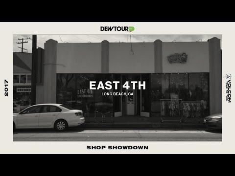 Shop Showdown 2017 Round 4 | East 4th