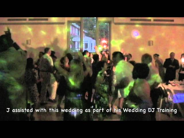 Massachusetts Wedding DJ - J. Johnson