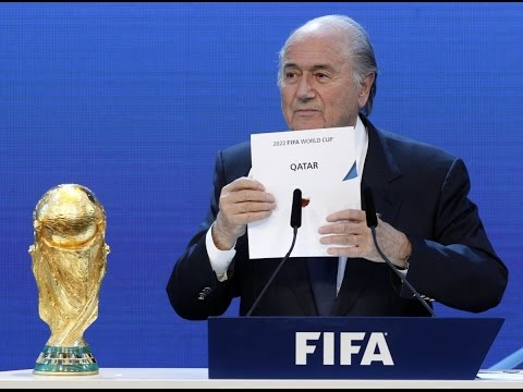 QATAR will NOT Host 2022 Football WORLD CUP, says FIFA Official