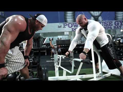 AllMax Episode 3- Back Training with IFBB Ben Pakulski and NPC SHW Ryan Watson