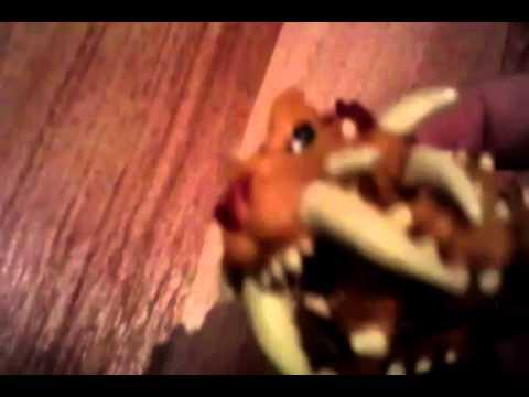 Dinofroz!