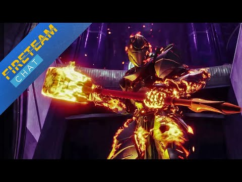 Destiny 2: Reacting to the Huge Forsaken Combat Stream - Fireteam Chat Ep. 174 thumbnail