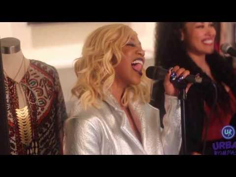 @Dondria joins Keke Wyatt in singing, MY FIRST LOVE | Dondria Nicole