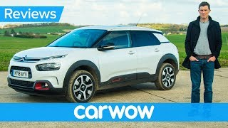 Citroen C4 Cactus 2018 SUV in-depth review | carwow Reviews