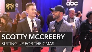 Download Lagu How Changing Labels Changed Scotty McCreery | CMA Red Carpet Interview Gratis STAFABAND