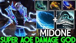Midone [Razor] Super AOE Damage God Master Mid Lane 7.21 Dota 2