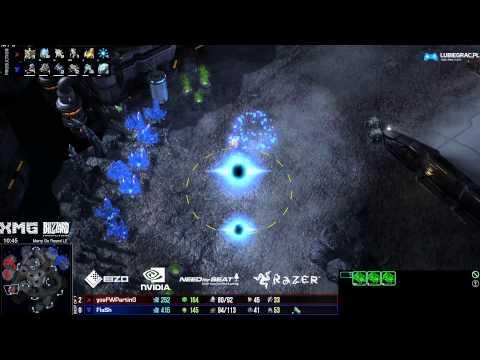 Finał - TvP- Parting vs Flash - Merry Go round - g3 - Starcraft 2 HD