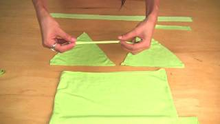 Make Your Own Form-Fitting Halter Dress
