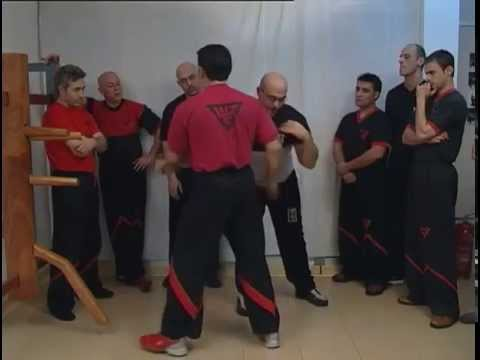 Preview - Victor Gutierrez - Wing Tsun 10 - Muk Wan Chong Street Applications Image 1