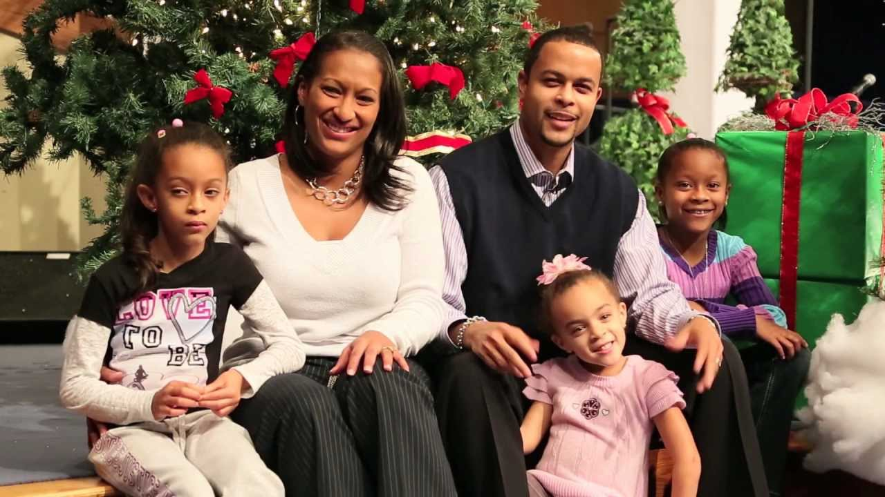 Merry Christmas Pastor Andre And Min Tiffany Butler And