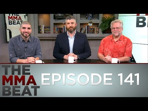 The MMA Beat Live - March 16, 2017