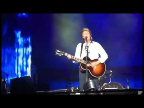 Paul McCartney - Belo Horizonte 04.05.2013: Another Day