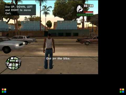 How to fly a hydra in GTA SA PC (HD)