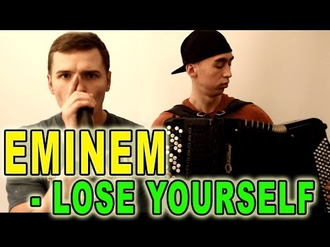 Eminem - Lose Yourself (beatbox & Accordion Cover) video