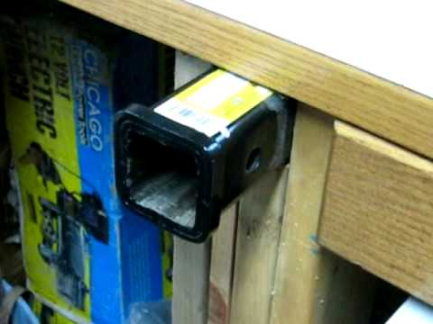 Cure for a small shop youtube - Small workshop storage ideas ...