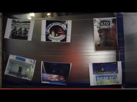 Українські ультрас билися у Полтаві заради бійців АТО