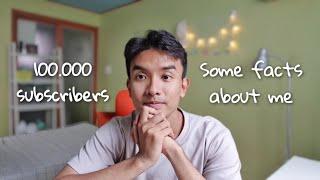 Những sự thật về mình | A Síng tâm sự nhân dịp đạt 100k subscribers