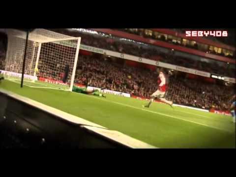 Theo Walcott | Goals & Skills | 2010/11 |