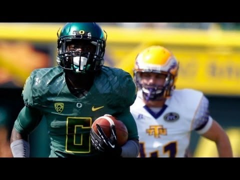 The Supreme De'Anthony Thomas Highlights The Black Mamba
