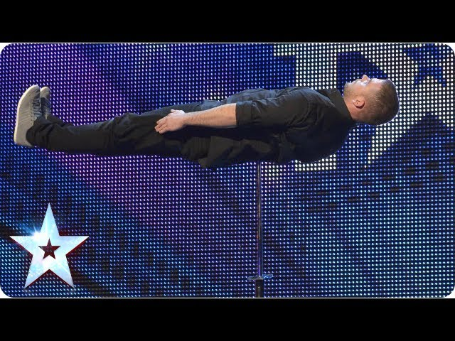 Could it be magic with James More! | Week 7 Auditions | Britain's Got Talent