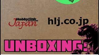 PRE-NYCC HOBBYLINK JAPAN TOKUSATSU UNBOXING!