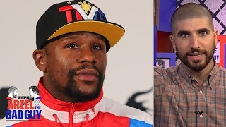 Ariel Helwani: Floyd Mayweather pulling out of Rizin bout is 'embarrassing'   Ariel & The Bad Guy