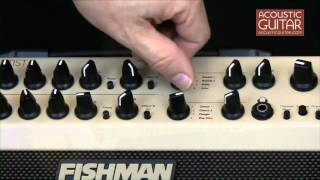 Fishman Loudbox Artist Review from Acoustic Guitar