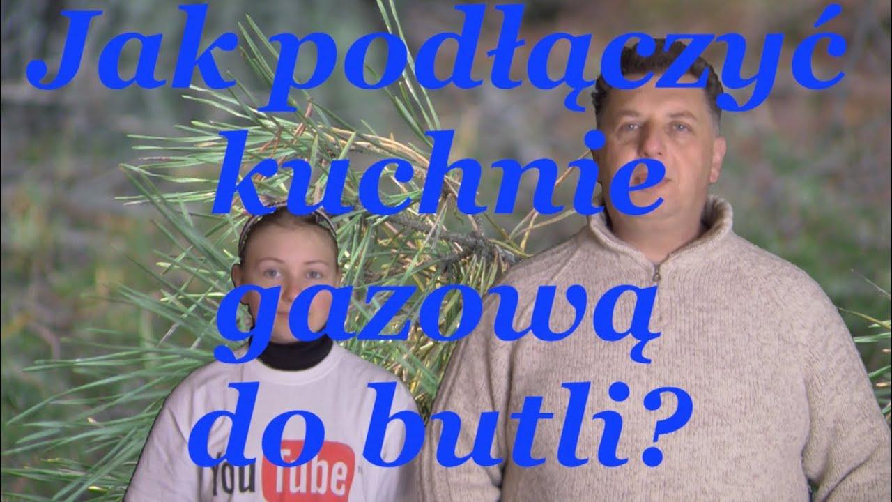Jak podłączyć kuchenkę gazową do butli?  YouTube -> Kuchnia Gazowa Na Propan Butan