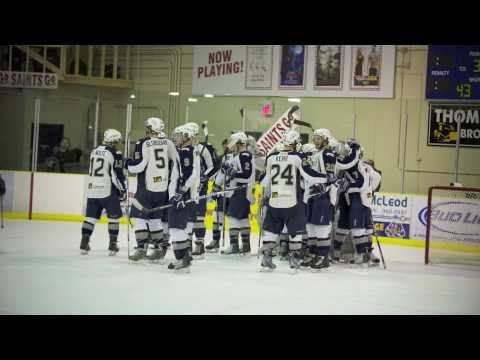 Spruce Grove Saints hockey is back for the 2010/11 season!
