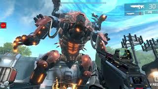 Oneplus 6 Test Shadow Gun Legends FPS