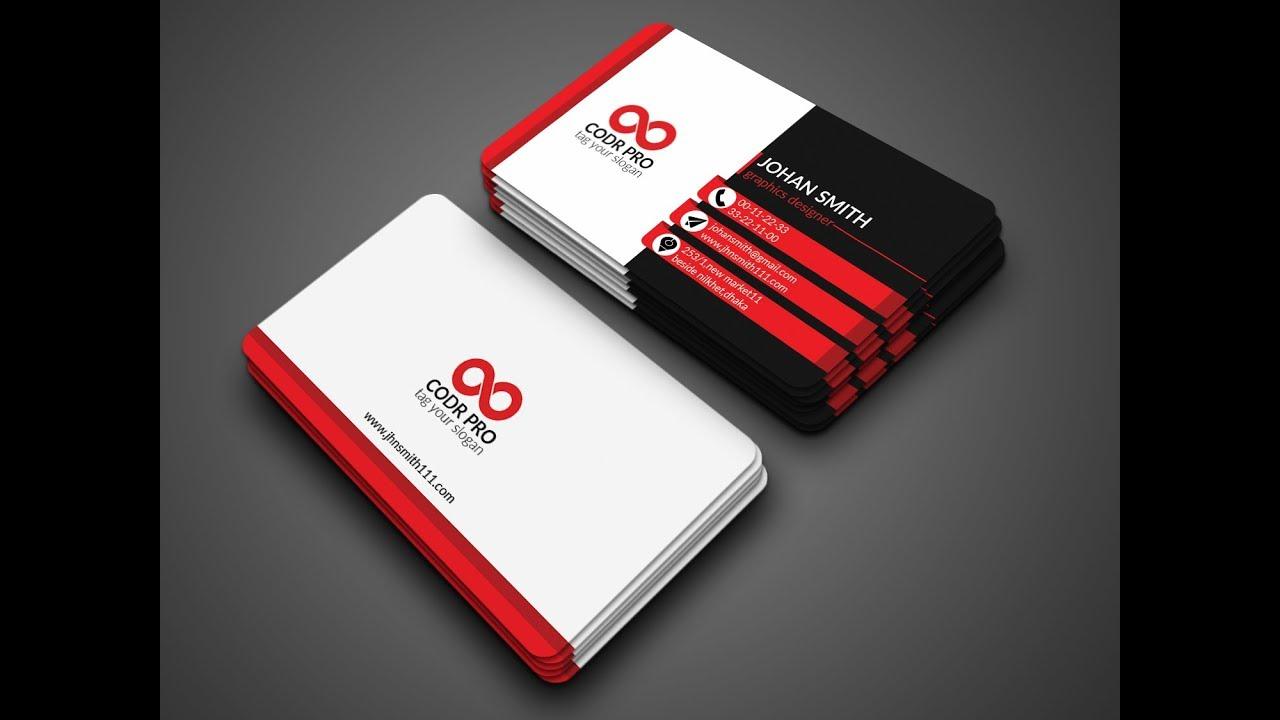 BUSINESS CARD software design print color cards logo - oukas.info