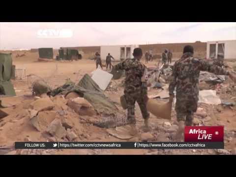 UN describes Mali peace process as slow, blames involved parties