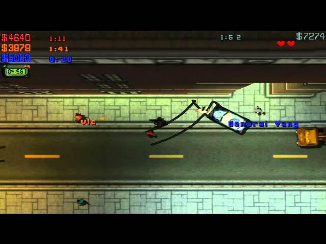 Руководство запуска: Grand Theft Auto 2 (GTA 2) по сети