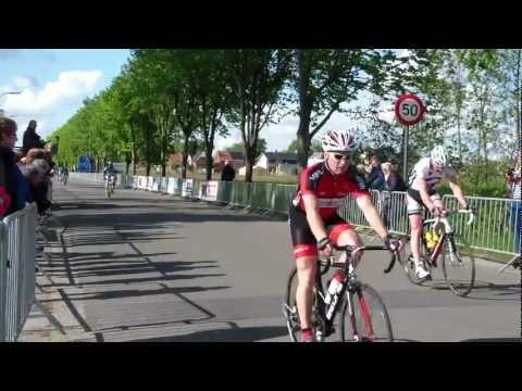 Wedstrijd te Destelbergen (12/05/2012) (AB - categorie) (WAOD) (NGMT Cycling Team)