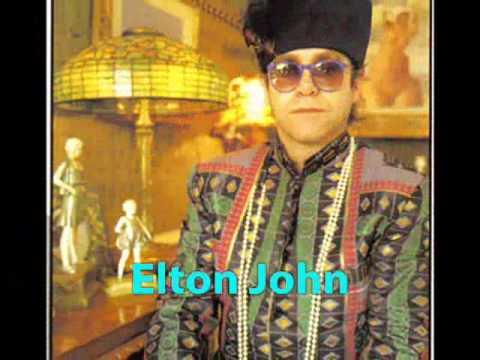 Elton John - Cartier