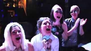 Watch Waitresses Pussy Strut video