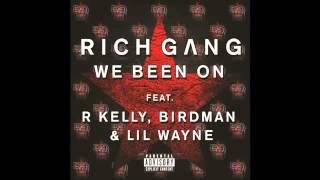 R. Kelly - We Been On (feat. Birdman & Lil Wayne)