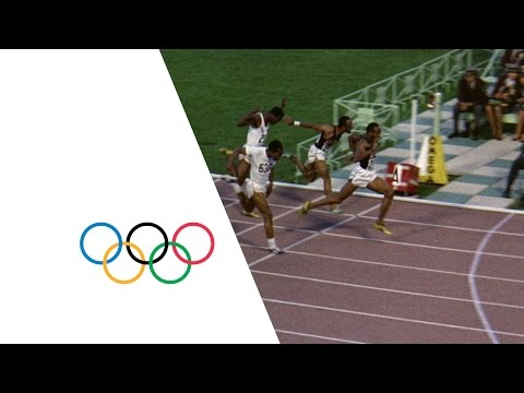 Full Olympic Film   Mexico City 1968 Olympic Games