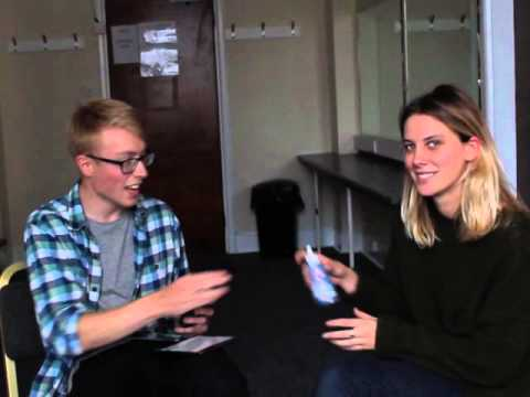 Surge Radio Interview: Wolf Alice at Southampton Guildhall
